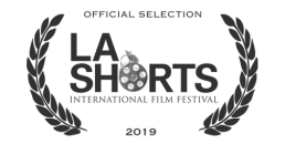 LA shorts laurel